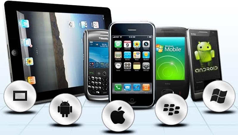 Mobile Apps / iOS / Android / Windows Mobile